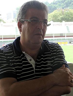 Alcides Antunes Fluminense