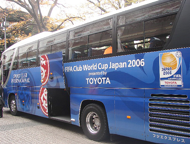 Internacional ônibus Mundial 2006