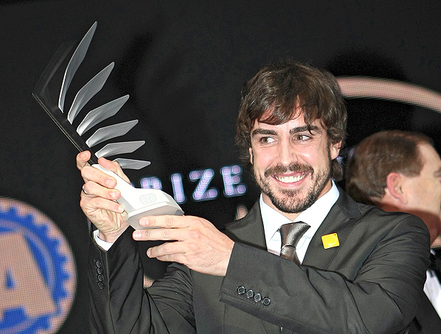 Alonso prêmio F1
