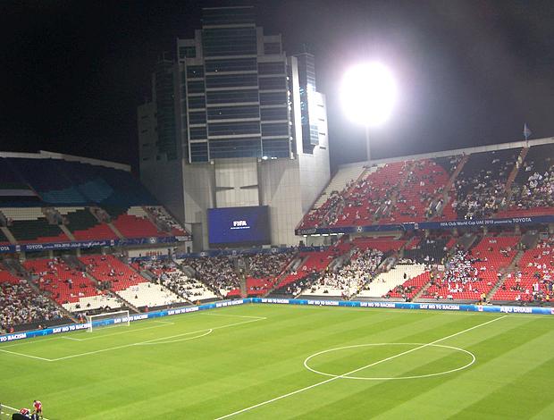 Estádio Mohammad Bin Zayed mundial