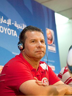 Internacional - Celso Roth em coletiva - Mundial de Clubes Abu Dhabi