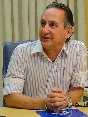 Dimas Fonseca diretor do Cruzeiro