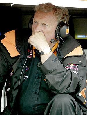 Tom Walkinshaw, ex-dirigente da F1