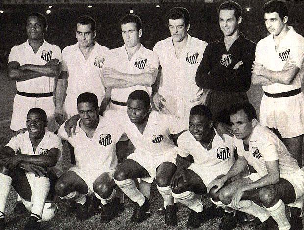 Santos campeão Taça Brasil