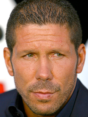 Diego Simeone pode treinar o Universidad de Chile (Foto: Getty Images)
