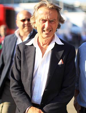 Lucas di Montezemolo presidente da Ferrari (Foto: Getty Images)