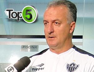 TOP 5 - Dorival Júnior técnico de Atlético-MG