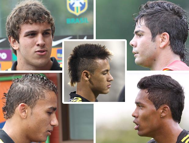 cabelos seleção sub-20