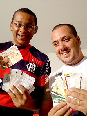 Flamengo - Torcedores do Fla com ingressos - 365 dias