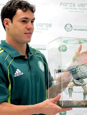 Kleber atacante do Palmeiras - Boneco