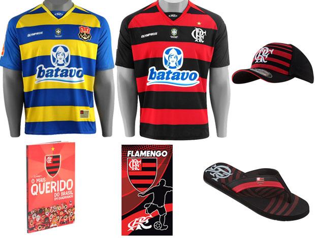 presentes de Natal Flamengo