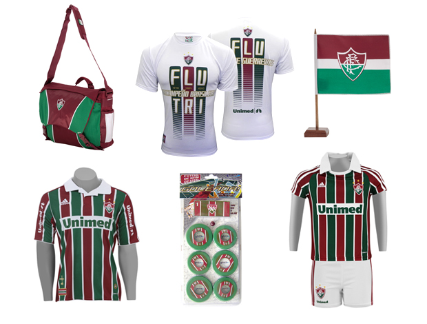 Presentes de Natal do Fluminense