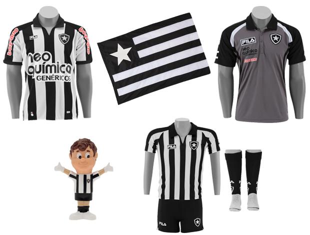 Presentes de Natal Botafogo