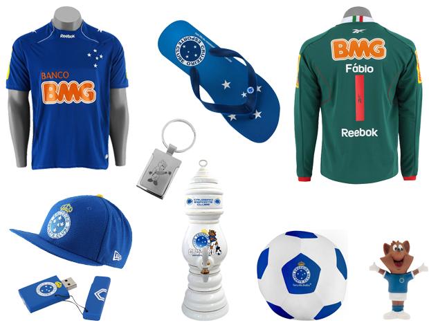 Presentes de Natal Cruzeiro