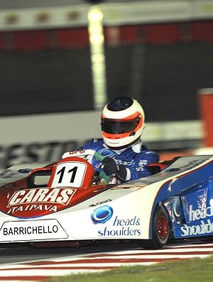 Kart Barrichello Desafio das Estrelas