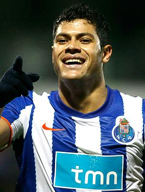 Hulk gol Porto