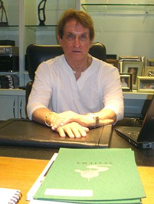 Léo Rabelo, empresário
