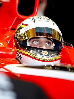 Jerome D'Ambrosio, novo piloto da VRT para 2011