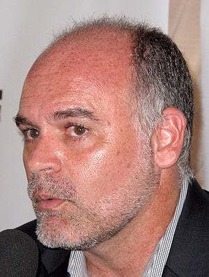 Maurício Assumpção, presidente do Botafogo