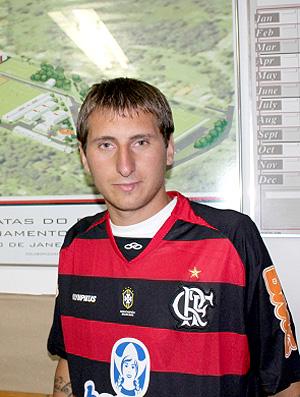Bottinelli novo reforço do Flamengo