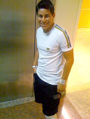 Conca do Fluminense recebe alta do hospital