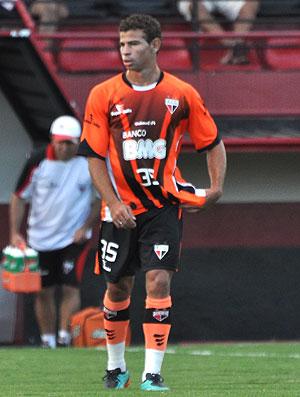 Diogo Campos, jogador do Atlético-GO (Foto: Divulgação)
