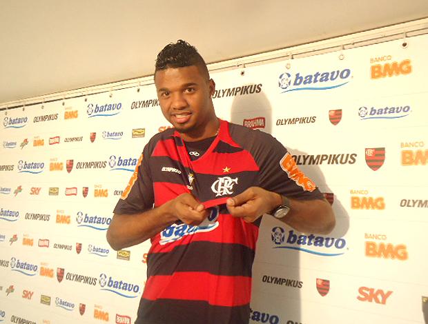 Felipe goleiro Flamengo