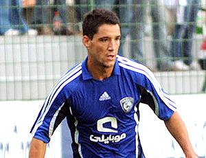 Thiago Neves na partida do Al-Hilal