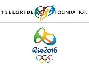 montagem logo Rio 2016 fundação