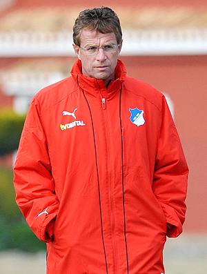 Ralf Rangnick Hoffenheim