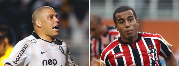Ronaldo Corinthians Lucas São Paulo