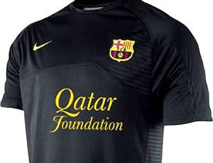 fdaa6f981c719 Barcelona terá camisa reserva preta pela primeira vez na história ...