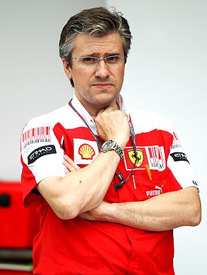 Pat Fry, engenheiro da Ferrari (Foto: Getty Image)