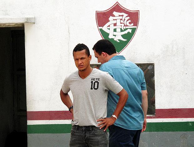 Souza no Fluminense