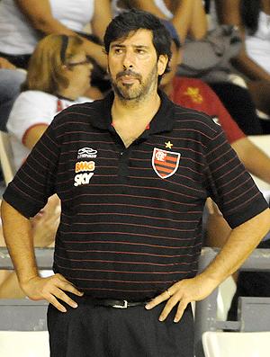 Basquete Gonzalo Garcia Flamengo (Foto: Alexandre Vidal / Fla Imagem)
