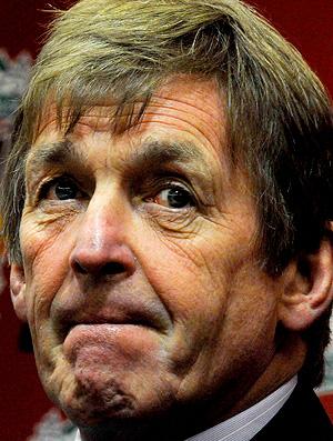 Kenny Dalglish novo treinador do liverpool (Foto: agência Reuters)