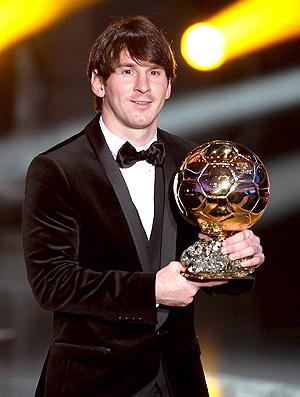 messi barcelona melhor do mundo bola de ouro (Foto: agência Getty Images)