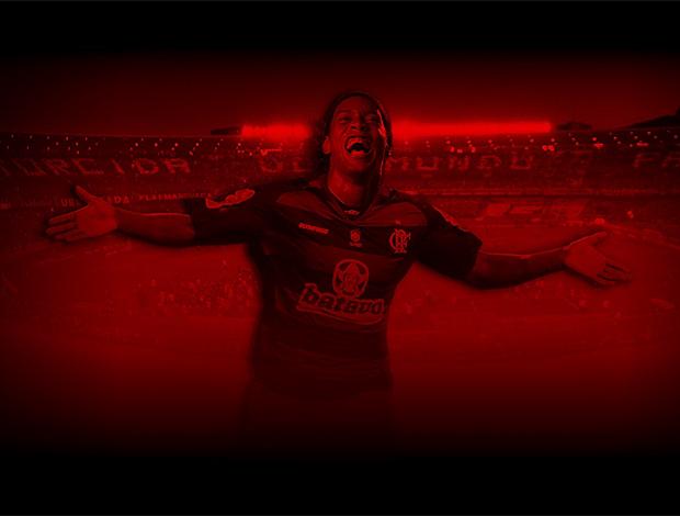 Ronaldinho site Flamengo