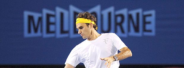 Roger Federer tênis Australian Open