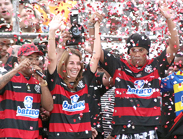 Ronaldinho Apresentação