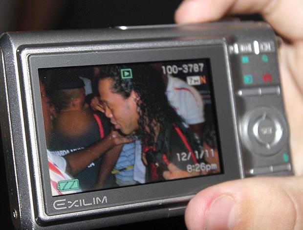 Torcedor Luigi Ronaldinho