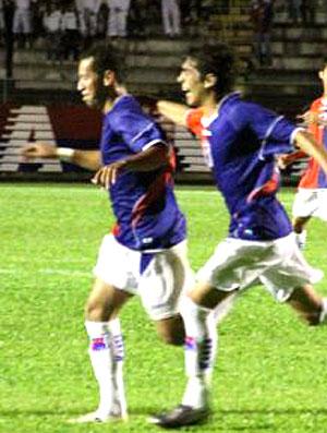 Paraná vence o Cerro Portenho em amistoso