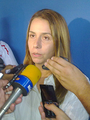 Patricia Amorim Flamengo