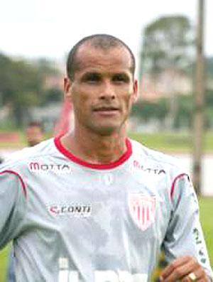 Rivaldo no Mogi Mirim