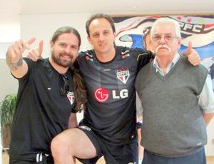 Andreas Kisser Rogério Ceni Siegfried Kisser Sepultura