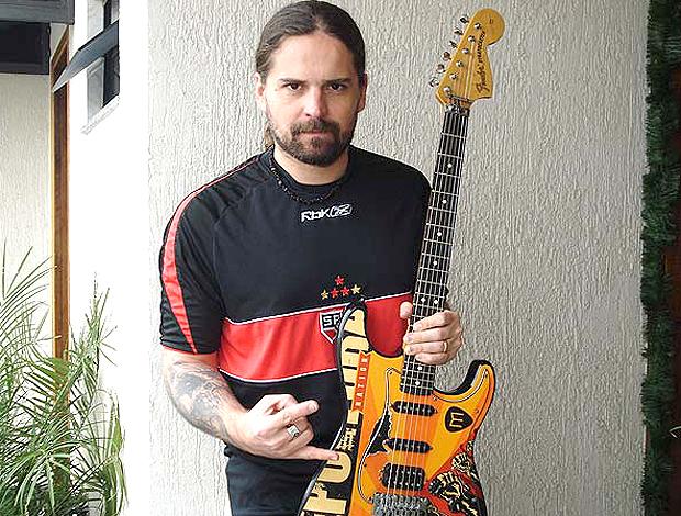 Andreas Kisser Sepultura