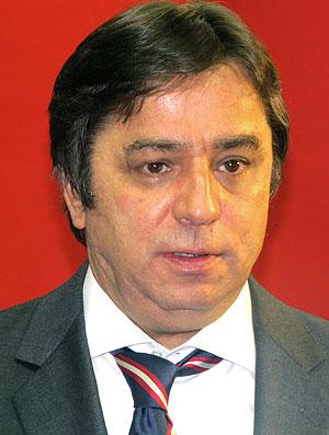 Arnaldo Tirone, candidato à presidência do Palmeiras (Foto: André Sanches / CBN)