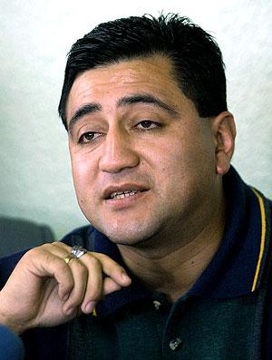 Byron Moreno ex-árbitro