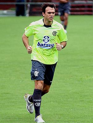 Petkovic treino Flamengo (Foto: VIPCOMM)
