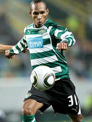 Javier Cohene Liedson Sporting Lisbon x Pacos Ferreira